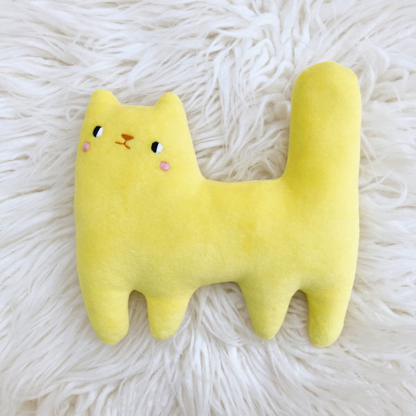 Lemonade Yellow Cat