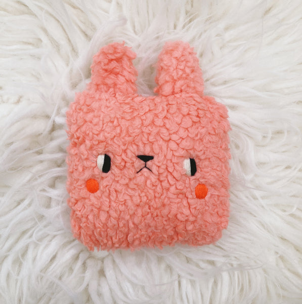 Petunia the Bunny Pillow - Organic