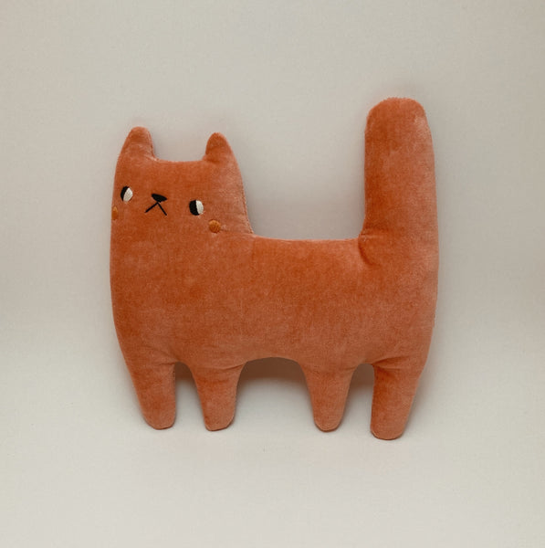 Copper Blushing Cat  - Organic