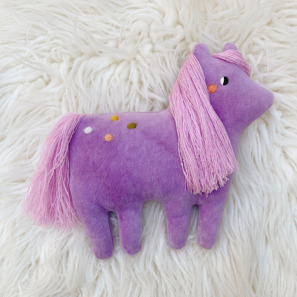 Raspberry the pony