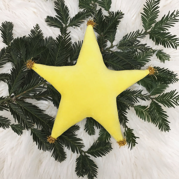 Bright Yellow Star ⭐️ - sleepy king