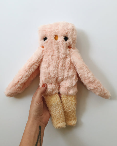 Peony the owl - Pre Order - sleepy king