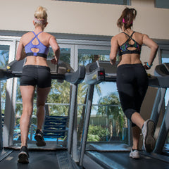 Treadmill ladies