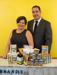 Owners - Christen and Vincent Kugener