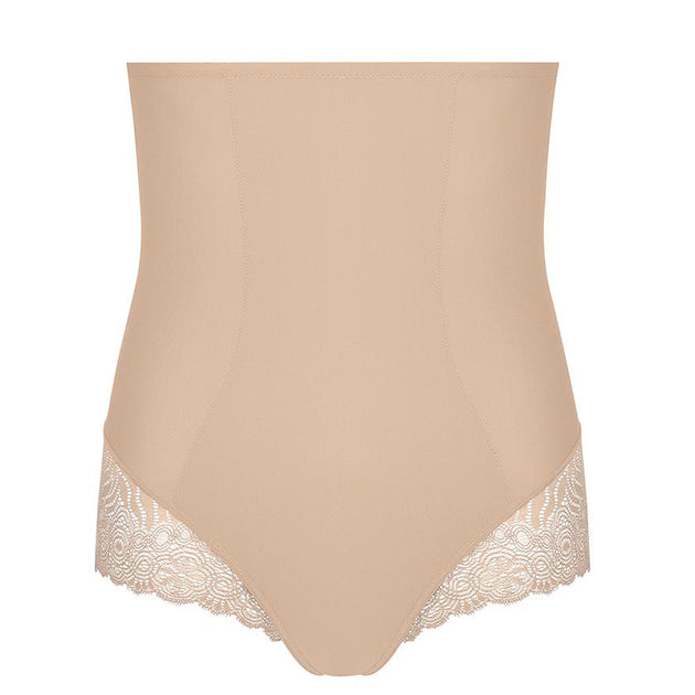 Simone Perele Top Model High Waist Brief Shaper nude teddies for bettys