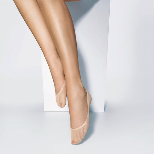 Wolford Footsies 15 Sock skin teddies for bettys