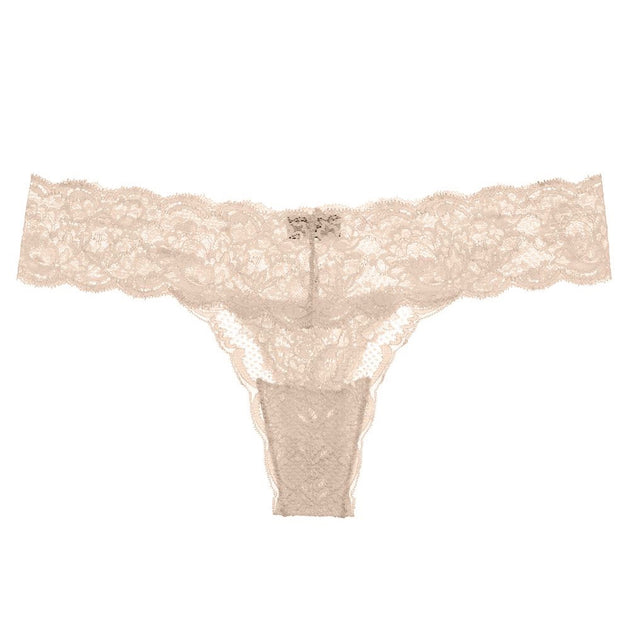 Cosabella Never Say Never Cutie One Size Fits All Thong