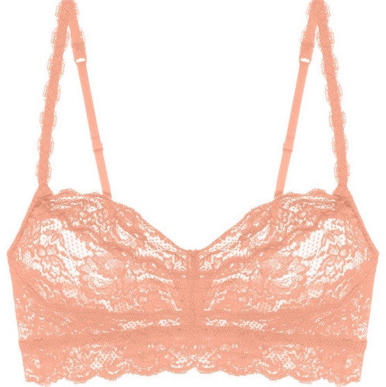 cosabella never say never sweetie soft bra rose sand teddies for bettys