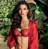 Lise Charmel Dressing Floral Demi Cup Bra