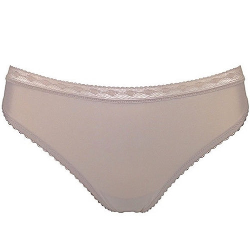 epure satin seduction thong panty warm taupe teddies for bettys