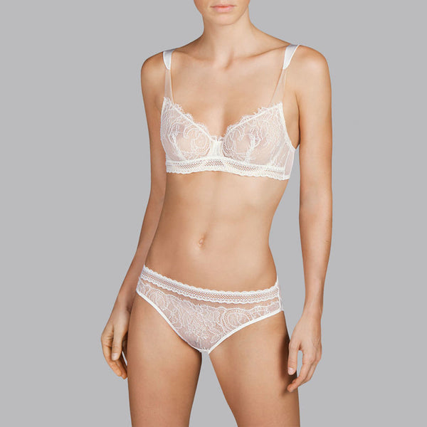 Andres Sarda Glass Full Cup Wire Bra