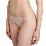 marie jo avero rio string bikini caffe latte teddies for bettys