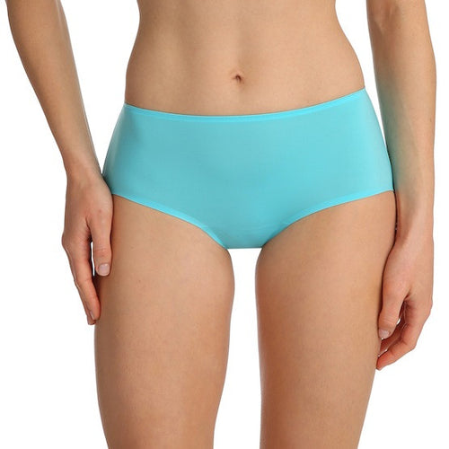 marie jo color studio boyshort panty capri blue teddies for bettys