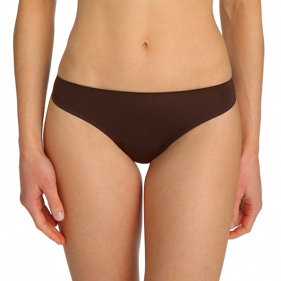 marie jo color studio thong panty toffee teddies for bettys