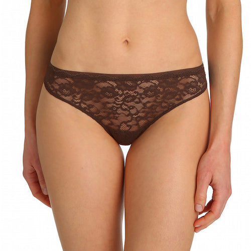 marie jo color studio lace thong panty toffee teddies for bettys