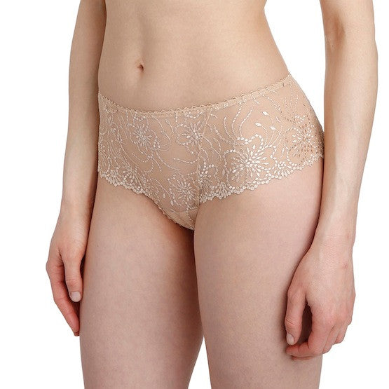 marie jo jane luxe string boyshort panty dune teddies for bettys