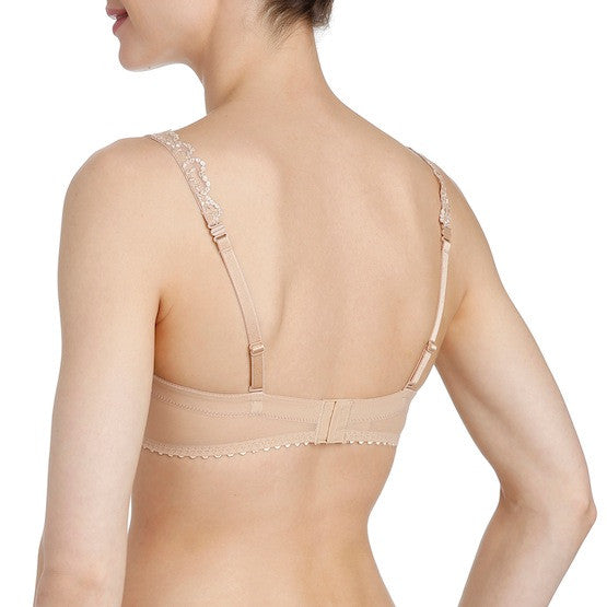 marie jo jane strapless bra dune teddies for bettys