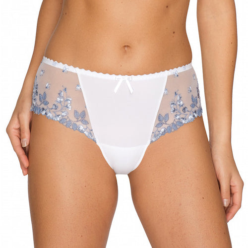 prima donna first lady luxury thong panty white teddies for bettys