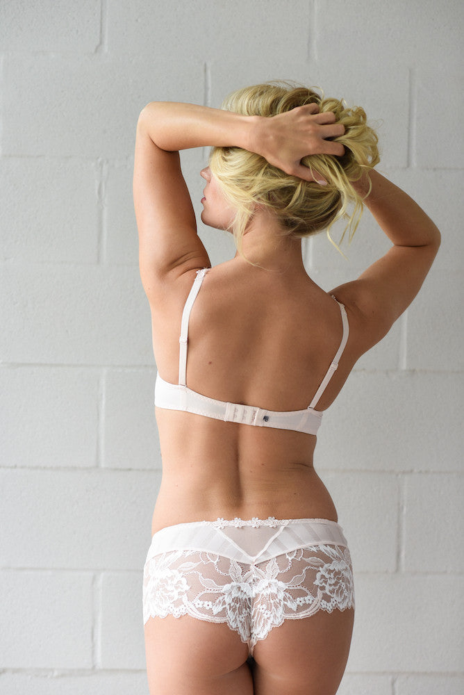 simone perele amour boyshort panty blush teddies for bettys