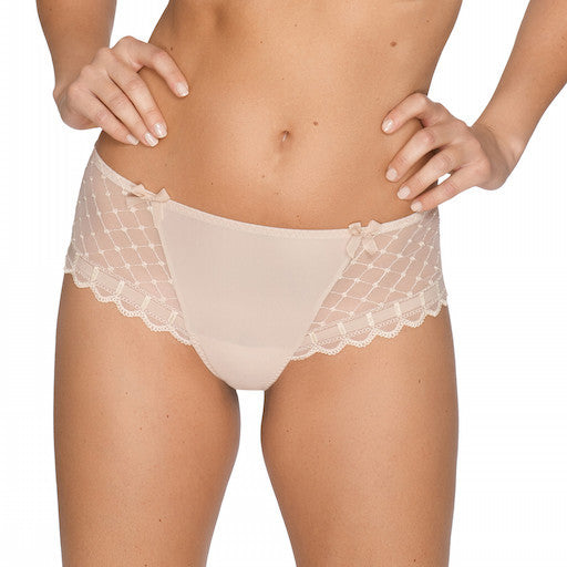 twist a la folie luxe string nude thong panty teddies for bettys