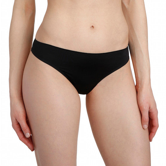 marie jo color studio thong panty black teddies for bettys