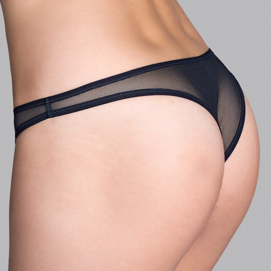 andres sarda eden thong panty black teddies for bettys
