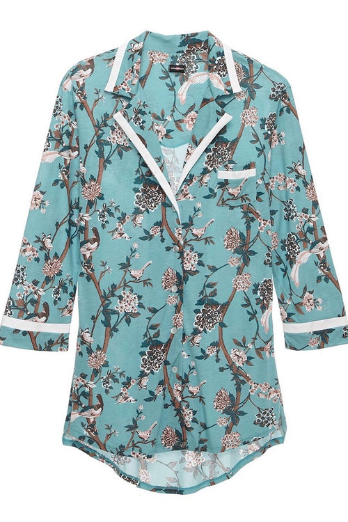 Cosabella Bella Printed Sleep Shirt
