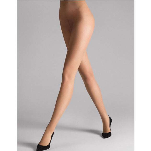 Wolford Individual 10 Tights gobi teddies for bettys
