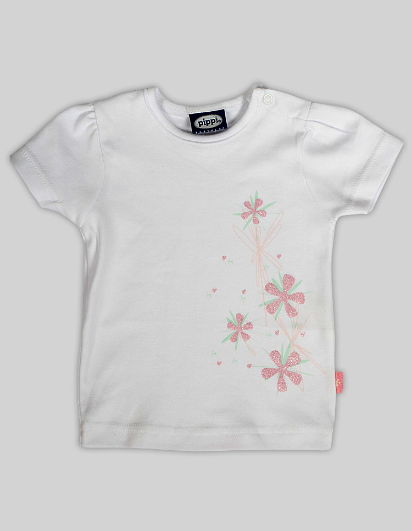 """Pippi"" Baby Girls T-Shirt"
