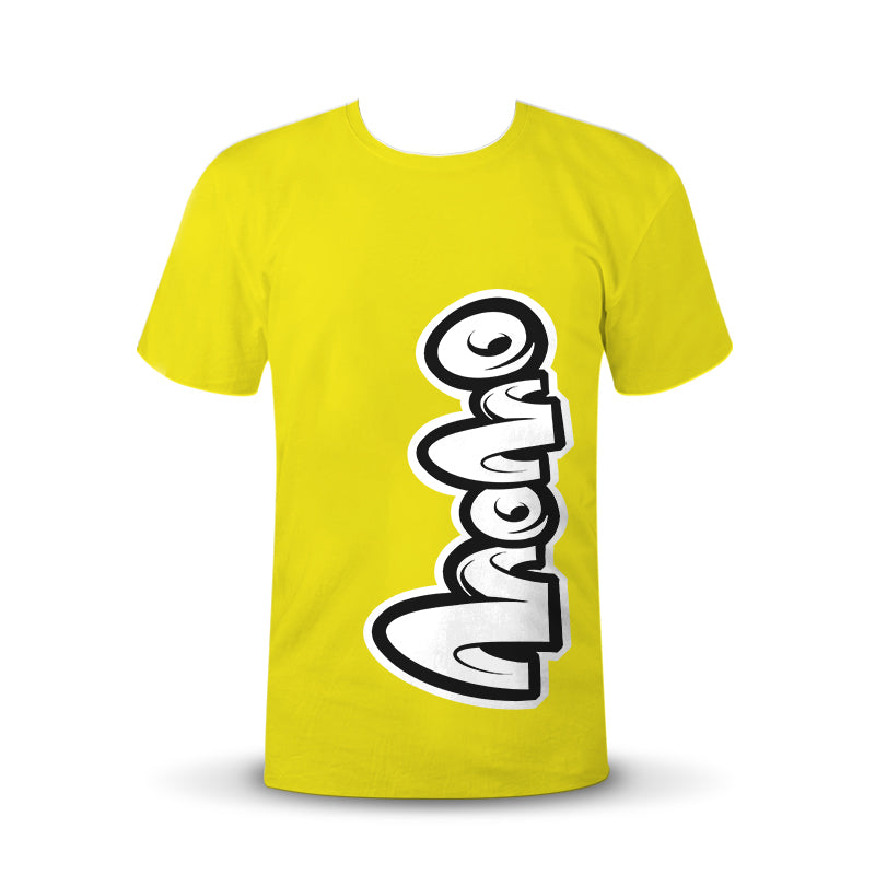 MOMO Yellow T-Shirt