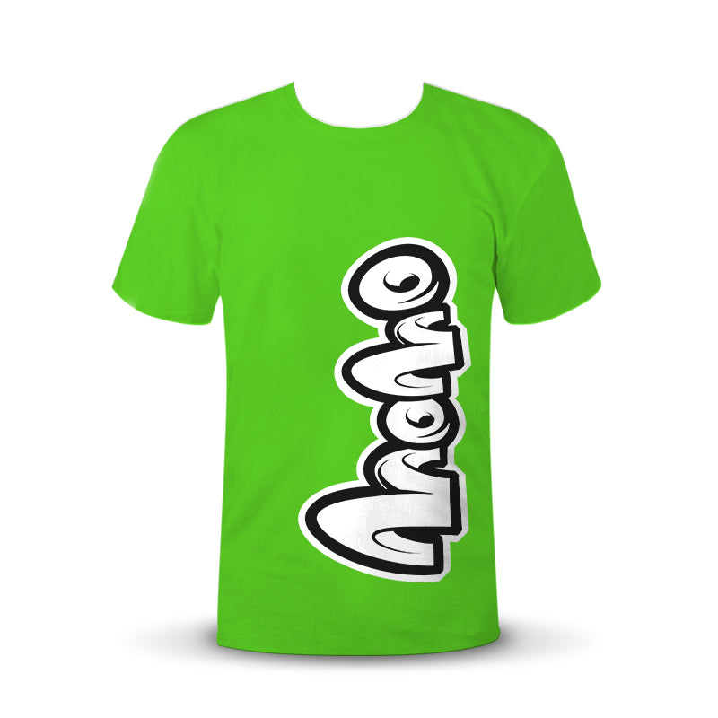 MOMO Green T-Shirt