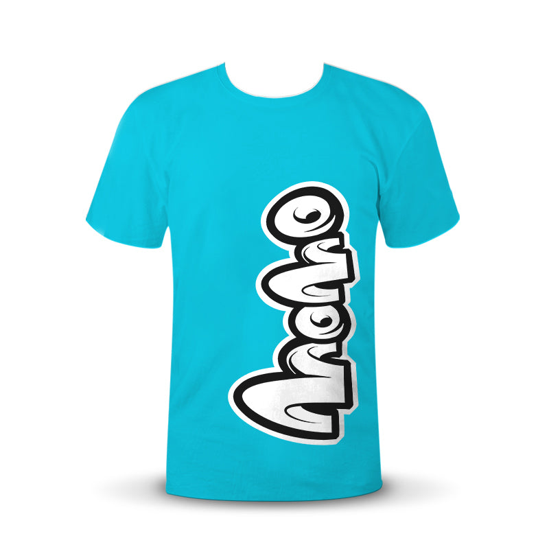 MOMO Blue T-Shirt