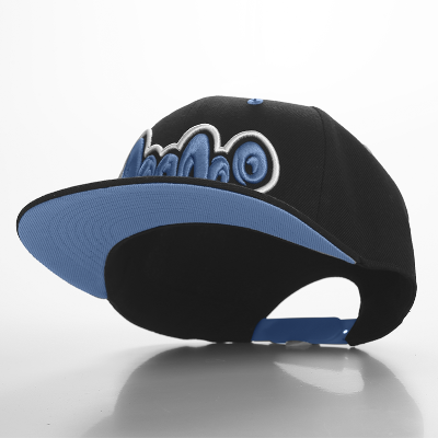 Momo blue hat
