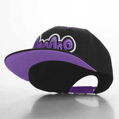 Momo purple hat