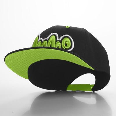 Momo green hat