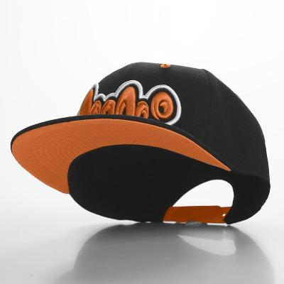 Momo orange hat