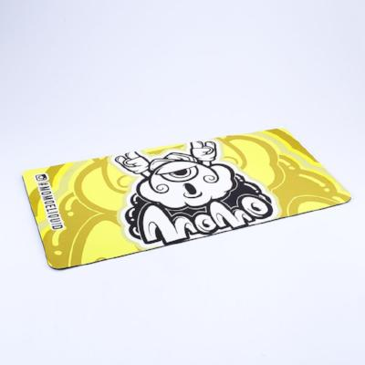 MoMo Yellow Building Mat