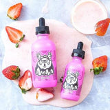 Pink me E-liquid 50ml 0mg Short Fill