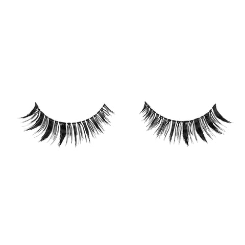 Envious false lashes fake eyelashes vegan human hair