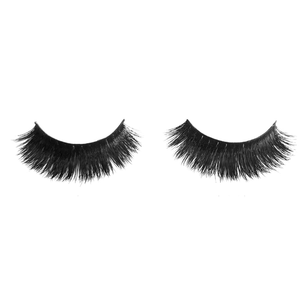 Exotic 100 Real Mink Cruelty Free False Strip Lashes Lightweight