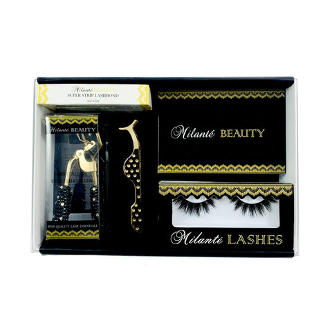 Mink Lashes Travel Size Lash Case Gift Set