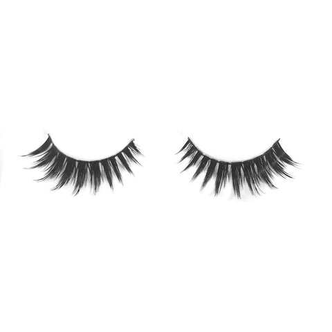 milante beauty risque synthetic fiber false lashes fake eyelashes