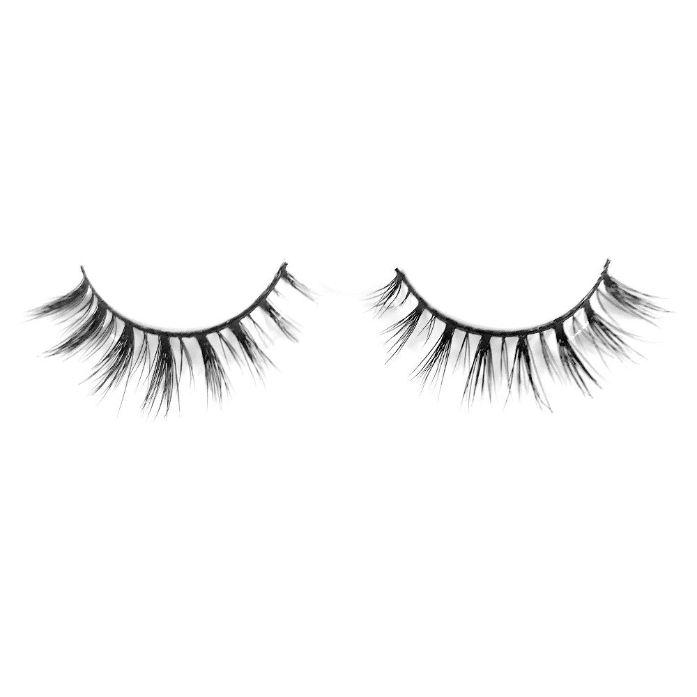 82568f2d3d0 Tease 100% Real Mink Cruelty Free False Strip Lashes Natural ...