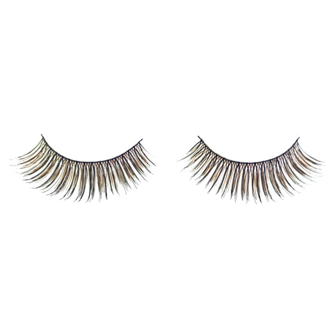 Sultry false lashes fake eyelashes vegan human hair
