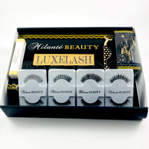Human Hair Lash Gift Set
