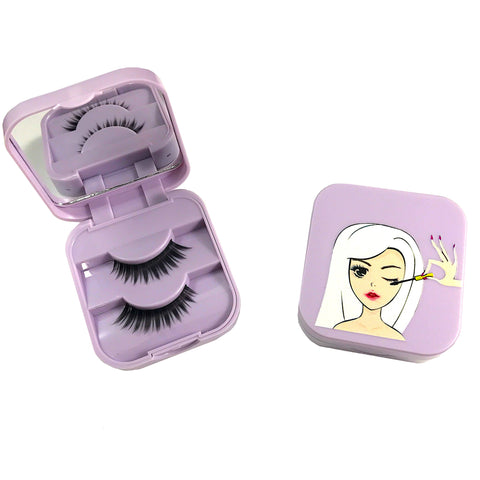 Mini Travel Lash Case (3 Colors)