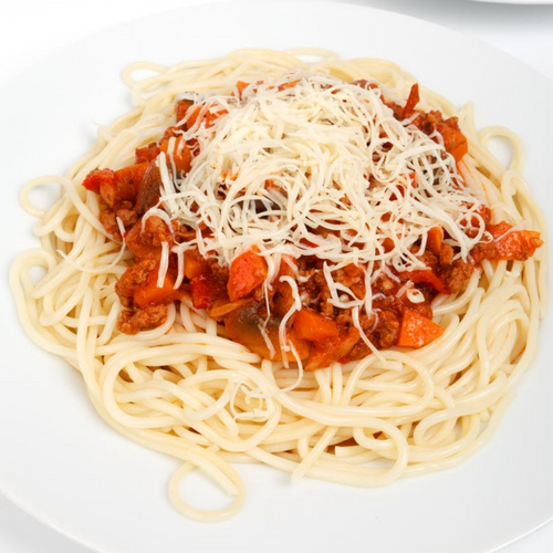Traditional Spaghetti