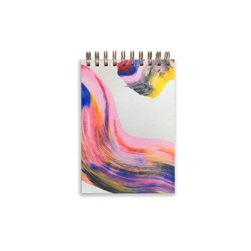 Rainbow Mini Notebook