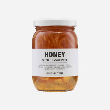 Honey With Orange Peel