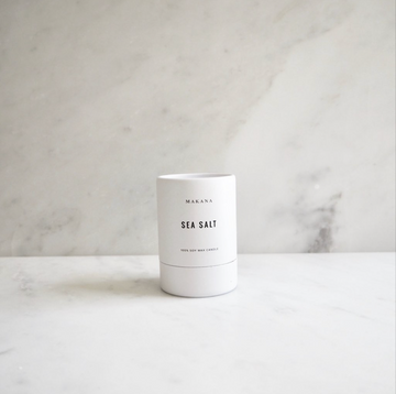 Makana Candle / SEA SALT
